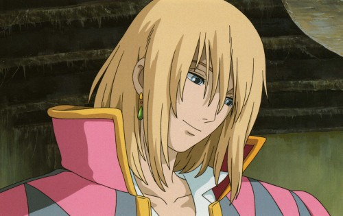 Studio Ghibli, Howl's Moving Castle, Howl Jenkins