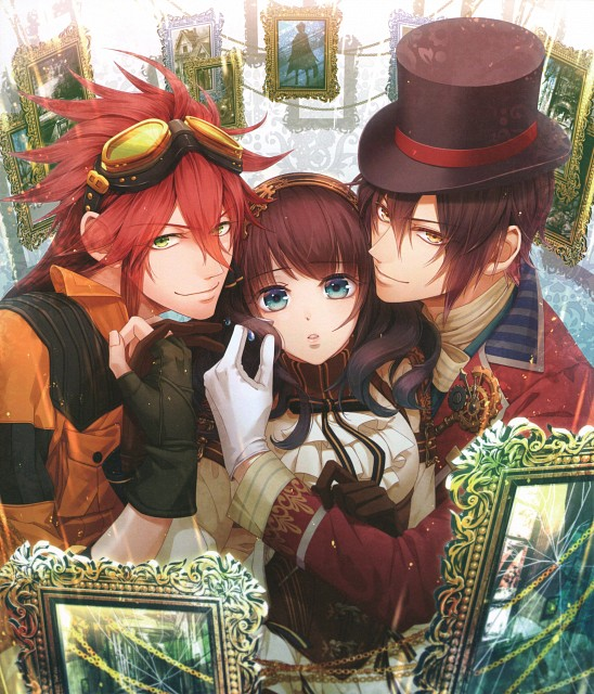 miko (Mangaka), Idea Factory, Code: Realize, Impey Barbicane, Arsène Lupin