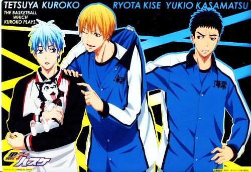 Tadatoshi Fujimaki, Production I.G, Kuroko no Basket, Yukio Kasamatsu, Tetsuya #2
