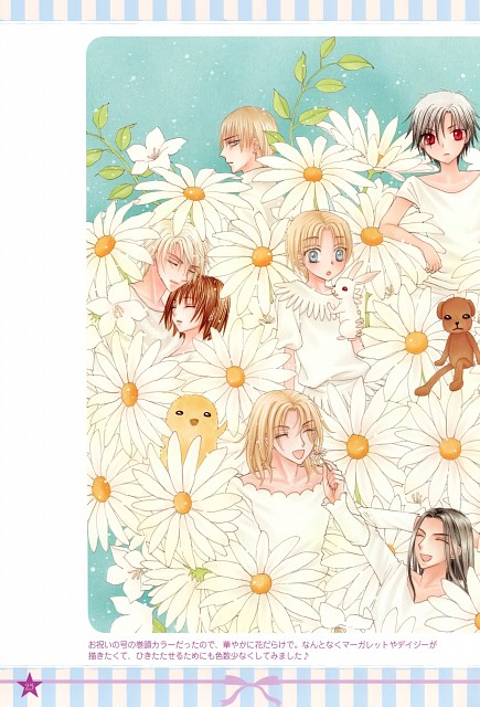 Tachibana Higuchi, Gakuen Alice, Graduation - Gakuen Alice Illustration Fan Book, Narumi L. Anju, Izumi Yukihira