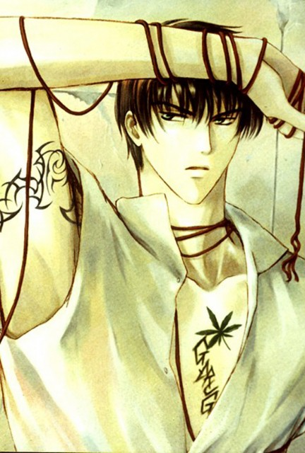 CLAMP, Legal Drug, Rikuo Himura