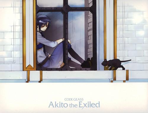 RICCA, Takahiro Kimura, Sunrise (Studio), Akito the Exiled, Akito Hyuuga