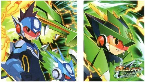 Capcom, MegaMan, Subaru Hoshikawa, Rockman