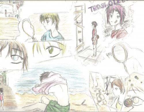Hiroyuki Asada, I'll - Generation Basketball, Member Art