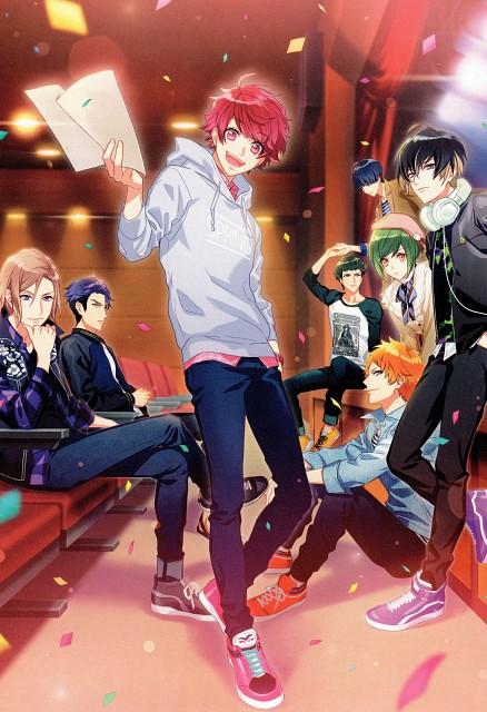 LIBER Entertainment, A3!, Tasuku Takato, Masumi Usui, Yuki Rurikawa