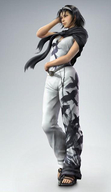 Namco, Tekken, Jun Kazama