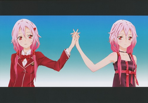 Masashi Koizuka, Production I.G, GUILTY CROWN, Guilty Crown Visual Collection, Inori Yuzuriha