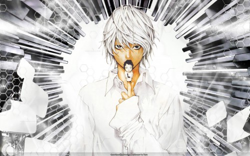 Takeshi Obata, Madhouse, Death Note, Near Wallpaper