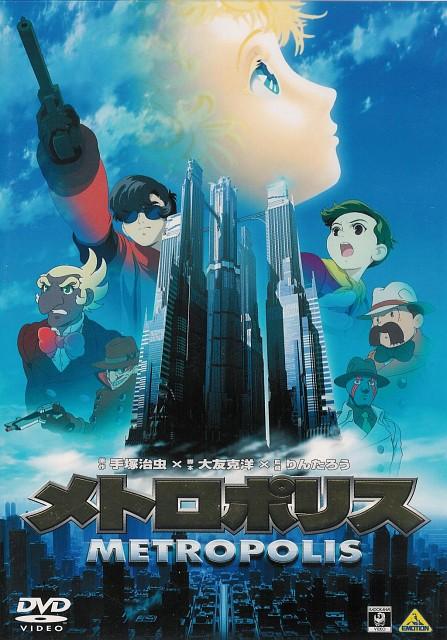 Osamu Tezuka, Madhouse, Metropolis, Kenichi, Duke Red