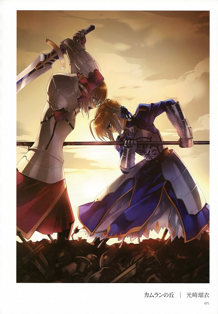 Rui Kousaki, TYPE-MOON, Ufotable, Fate/Zero, Fate/Zero Tribute Arts