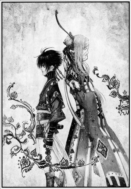 Shibamoto Thores, Tengai no Pashluna, Hirukitto, Turaruku