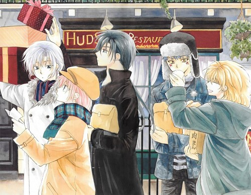 Mizuho Kusanagi, Studio Pierrot, Akatsuki no Yona, Shin-ah, Kija