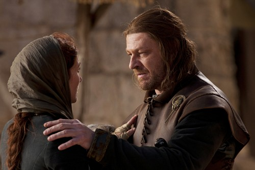 Game of Thrones, Catelyn Stark, Eddard Stark