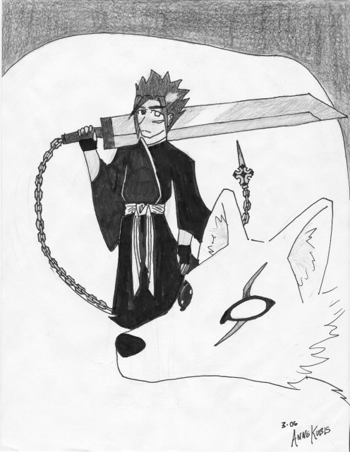 Kubo Tite, Studio Pierrot, Bleach, Member Art