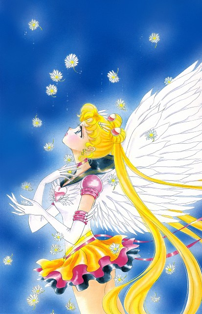 Naoko Takeuchi, Bishoujo Senshi Sailor Moon, BSSM Original Picture Collection Vol. V, Eternal Sailor Moon