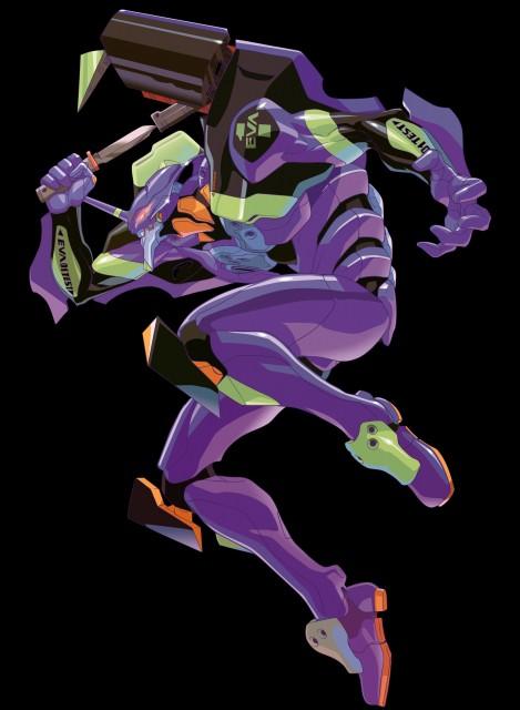 Neon Genesis Evangelion, Vector Art