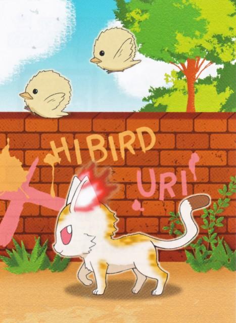 Akira Amano, Katekyo Hitman Reborn!, Hibird, Uri