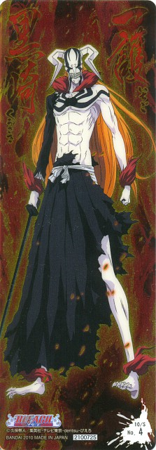Studio Pierrot, Bleach, Hichigo Shirosaki, Stick Poster