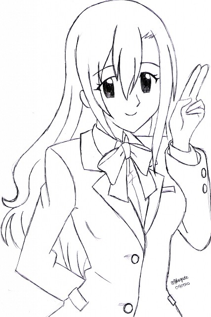 Seitokai Yakuin Domo