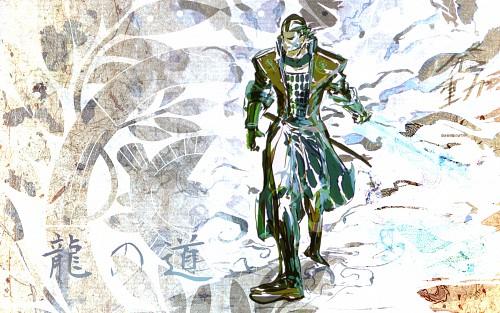 Makoto Tsuchibayashi, Capcom, Sengoku Basara, Kojuro Katakura Wallpaper