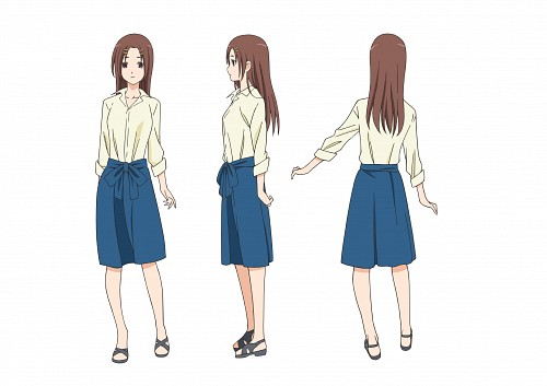 A-1 Pictures, Servant x Service, Megumi Chihaya, Character Sheet