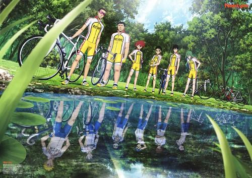 Wataru Watanabe, TMS Entertainment, Yowamushi Pedal, Jinpachi Toudou, Sakamichi Onoda