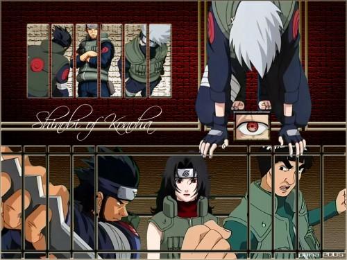 Masashi Kishimoto, Studio Pierrot, Naruto, Kurenai Yuuhi, Iruka Umino Wallpaper