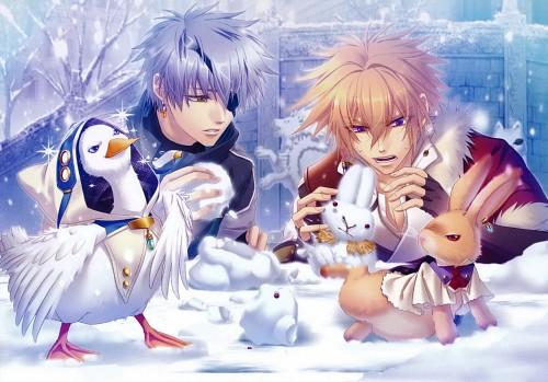 miko (Mangaka), Idea Factory, Beast Master and Prince, Lucia (Beast Master and Prince), Erik (Beast Master and Prince)