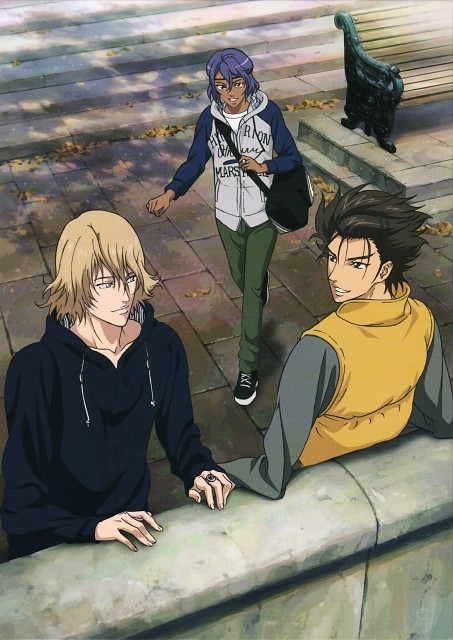 Takeshi Konomi, J.C. Staff, Prince of Tennis