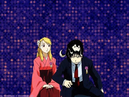 Hiromu Arakawa, BONES, Fullmetal Alchemist, Riza Hawkeye, Black Hayate Wallpaper