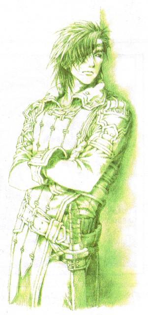 Fumi Ishikawa, Konami, Gensou Suikoden III 108 Stars Guide, Suikoden III, Geddoe