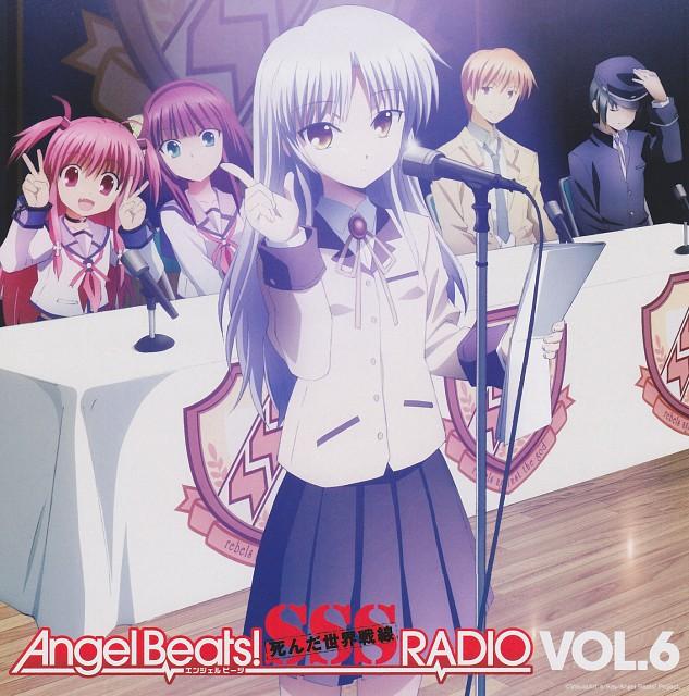 Na-Ga, Key (Studio), Angel Beats!, Yui (Angel Beats!), Ayato Naoi