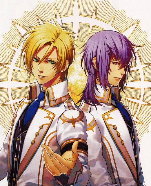 Yone Kazuki, Brains Base, Broccoli, Kamigami no Asobi Official Fan Book, Kamigami no Asobi