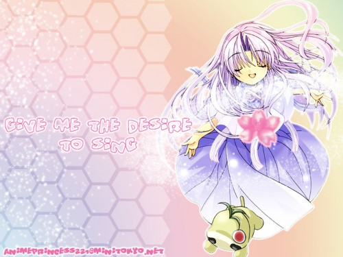 Yoshiyuki Sadamoto, Rei Izumi, Bee Train, .hack//Legend of the Twilight, Grunty Wallpaper