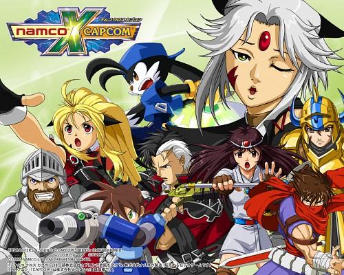 Namco, Capcom, Namco x Capcom, Arthur (Ghosts n' Goblins), Xiaomu