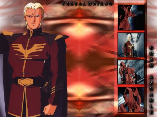Sunrise (Studio), Mobile Suit Gundam Char's Counterattack, Mobile Suit Gundam - Universal Century, Char Aznable Wallpaper