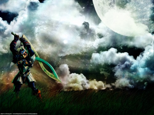 Nintendo, The Legend of Zelda, Link, Fierce Deity Wallpaper