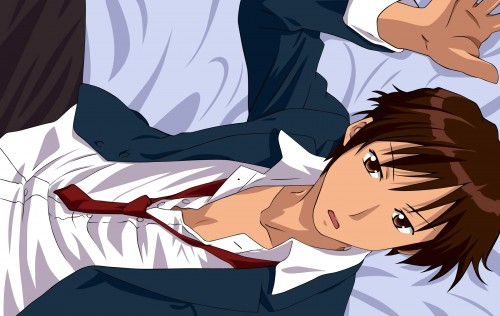 The Melancholy of Suzumiya Haruhi, Kyon, Vector Art