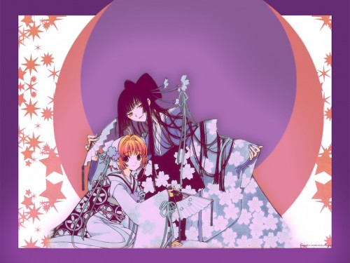 CLAMP, Production I.G, Bee Train, Tsubasa Reservoir Chronicle, xxxHOLiC Wallpaper