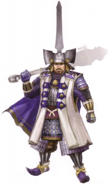 Koei, Sengoku Musou, Ieyasu Tokugawa