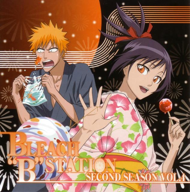 Studio Pierrot, Bleach, Senna, Ichigo Kurosaki, Album Cover