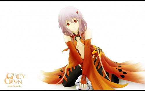 Production I.G, GUILTY CROWN, Inori Yuzuriha, Fyu-neru, Member Art