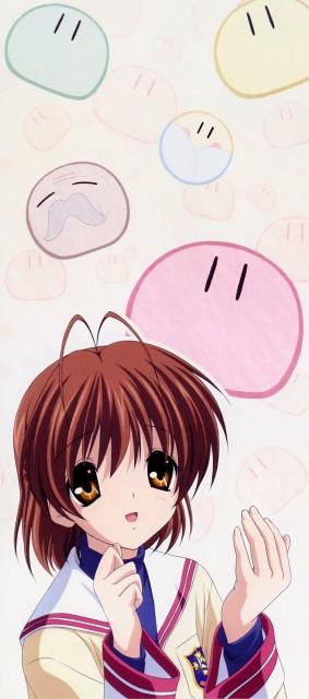 Clannad, Nagisa Furukawa