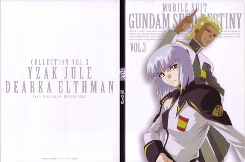 Hisashi Hirai, Sunrise (Studio), Mobile Suit Gundam SEED Destiny, Dearka Elthman, Yzak Joule