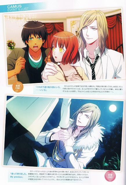 Chinatsu Kurahana, A-1 Pictures, Broccoli, Uta no Prince-sama, Camus (Uta no Prince-sama)