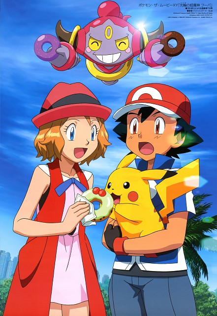 OLM Digital Inc, Nintendo, Pokémon, Pikachu, Ash Ketchum