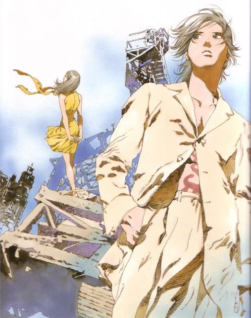 Akihiro Yamada, BONES, RahXephon, RahXephon Illustrations Collection, Ayato Kamina