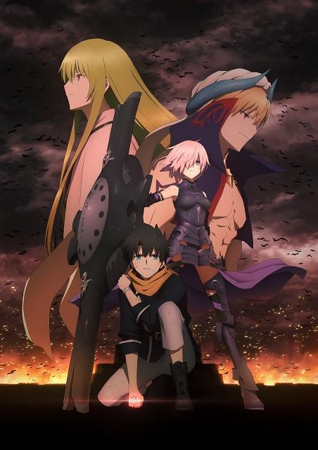 Tomoaki Takase, Cloverworks, Fate/Grand Order, Ritsuka Fujimaru, Gilgamesh (Fate/stay night)