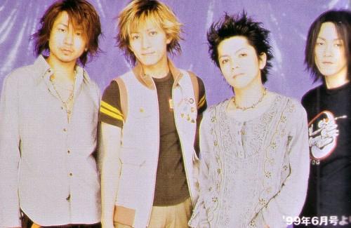 Ken Kitamura, Hyde (J-Pop Idol), Yukihiro Awaji, L'Arc~en~Ciel, Tetsuya Ogawa