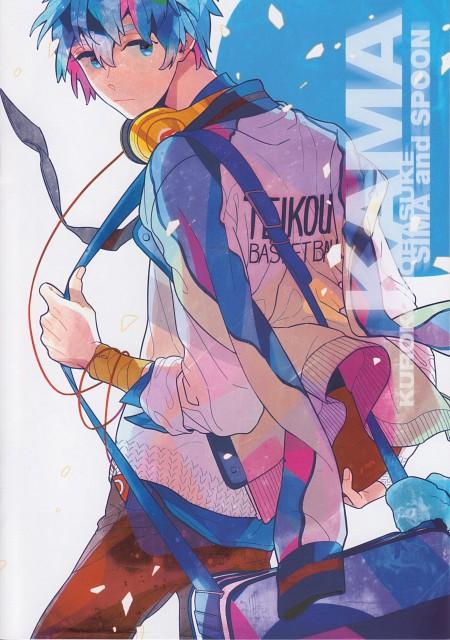 Cashuca, Kuroko no Basket, Kama - The Generation of Miracle, Tetsuya Kuroko, Doujinshi